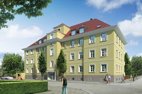 Gebäudeversicherung für Mehrfamilienhäuser